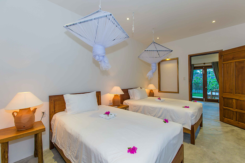 Two Bedrooms Bungalow